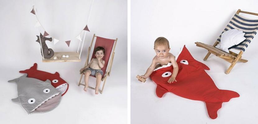 Sacos de dormir para bebés Orca de Baby Bites