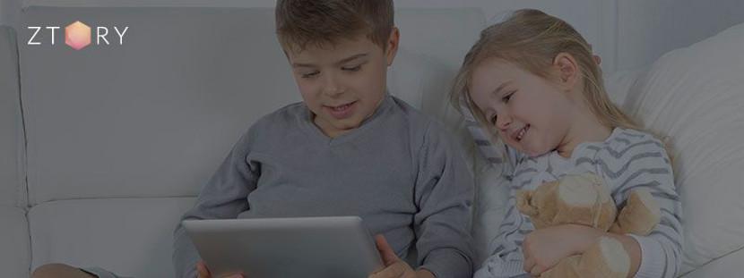 Ztory, cuentos infantiles y revistas para padres en digital sin límites por 7,99 euros al mes