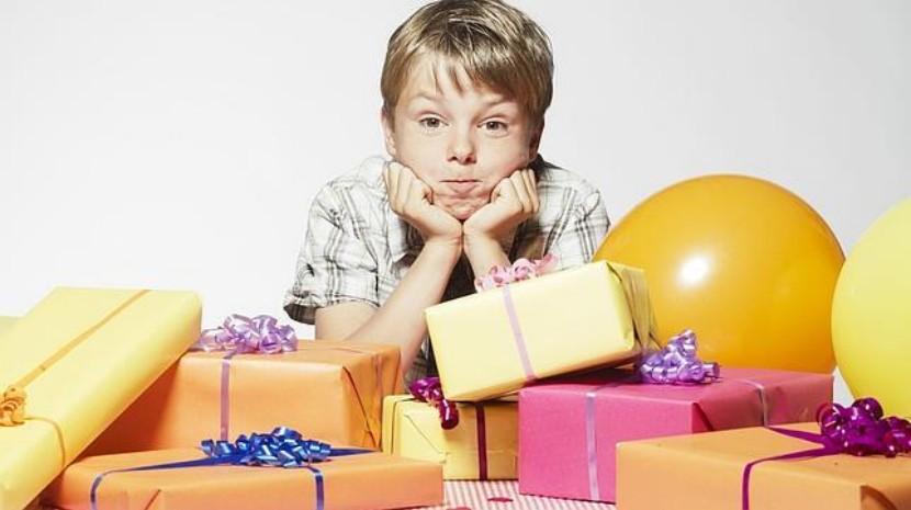 Exceso regalos reyes