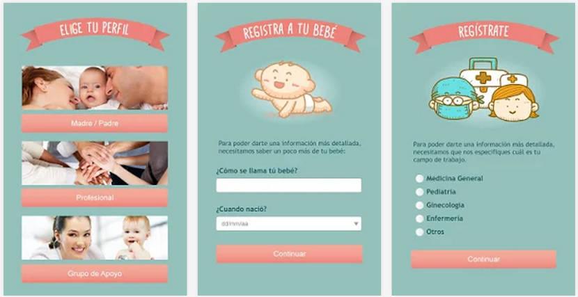 Llega la App del Cómité de Lactancia Materna de la AEP