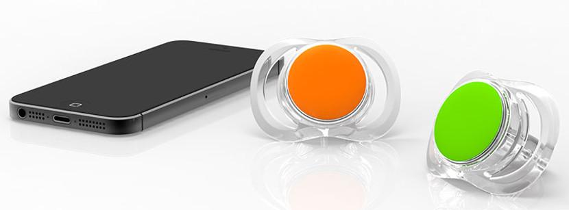 Pacif-i, el primer chupete inteligente con Bluetooth