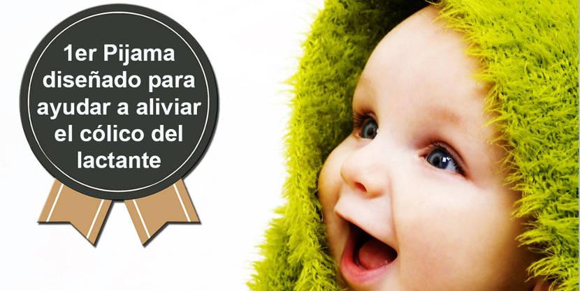 Un español inventa el primer pijama anticólicos para bebés