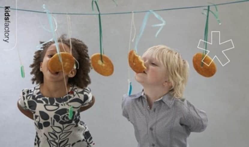 Juegos Divertidos Para Las Fiestas Infantiles De Los Pequenos