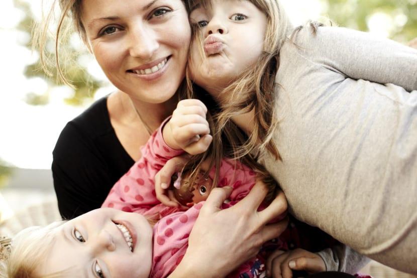 mama e hijos