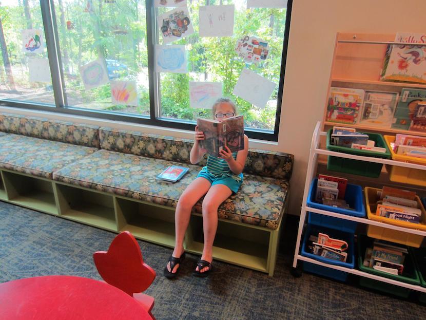 Lectura compartida con niños de cinco a ocho años: aprende a mantener el hábito