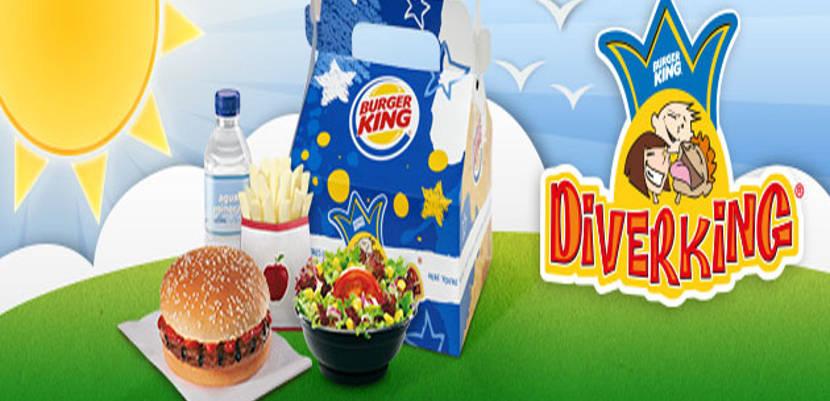 Burger King retira los refrescos de los menús infantiles en EE.UU.