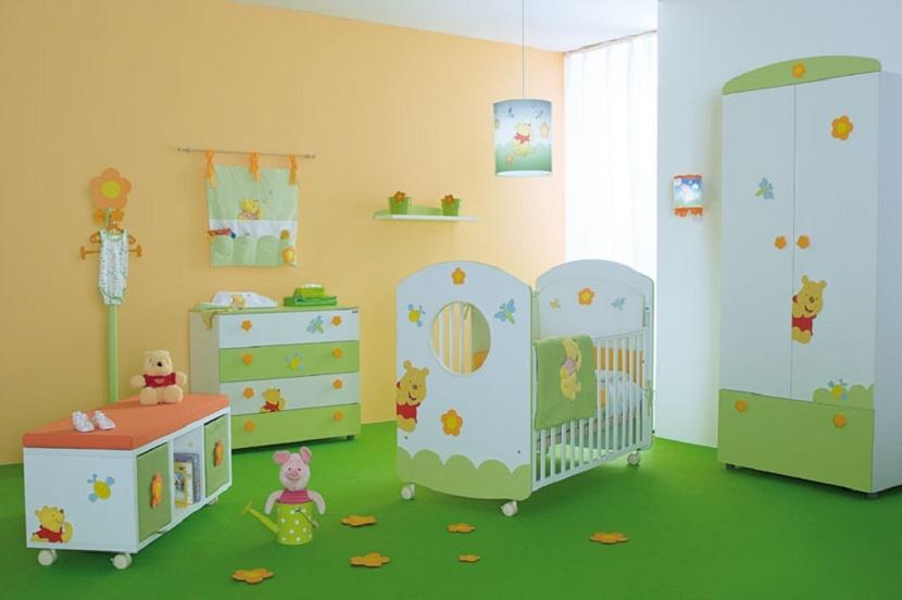 dormitorio infantil bebe