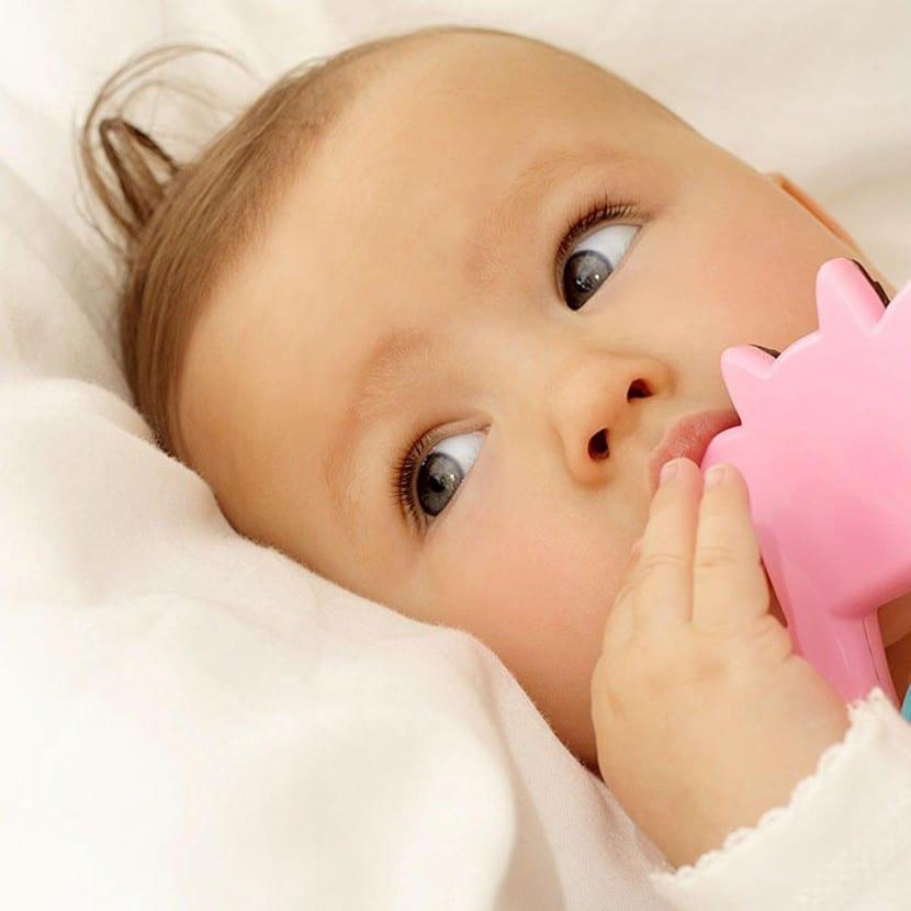 bebe constipado
