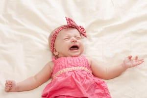 Las pesadillas en los bebés