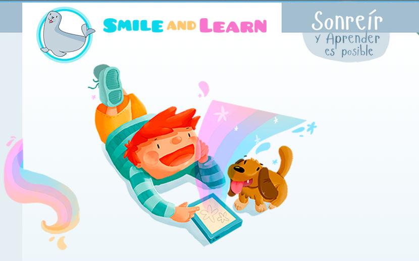 Descubre las apps educativas de Smile and Learn, sin publicidad ni compras in-app
