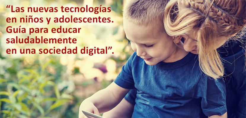 Las nuevas tecnologías ayudan al desarrollo de los niños, según un estudio