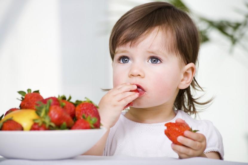 alimentacion sana infantil