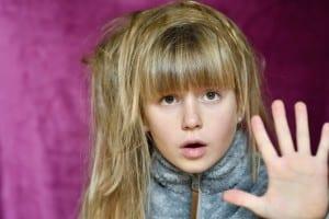 ¿Sabes actuar en caso de que un niño se atragante?