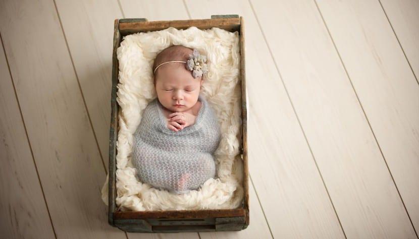 bebe recien nacido nena