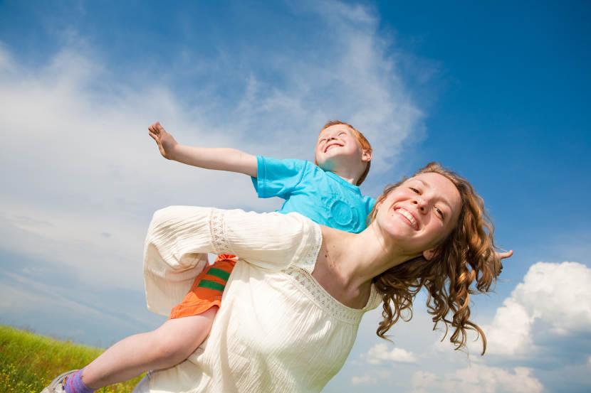 Ideas y actividades para disfrutar con tus hijos al aire libre - Segunda parte
