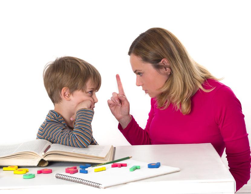 ¿Eres demasiado estricto con tus hijos? Segunda parte