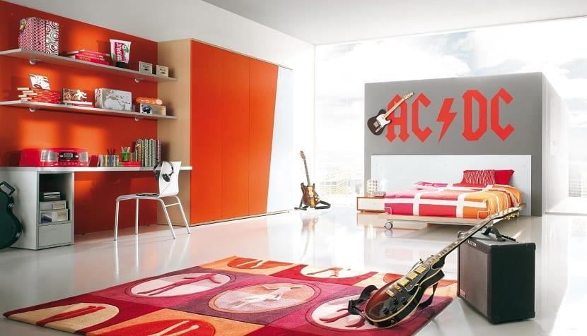 Pintar Habitacion Juvenil. Latest Dormitorio Juvenil Lacado En ...