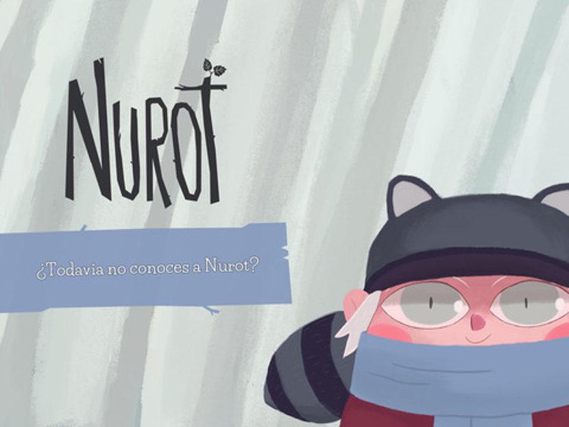 Nurot, un cuento interactivo sobre la comunicación y las emociones