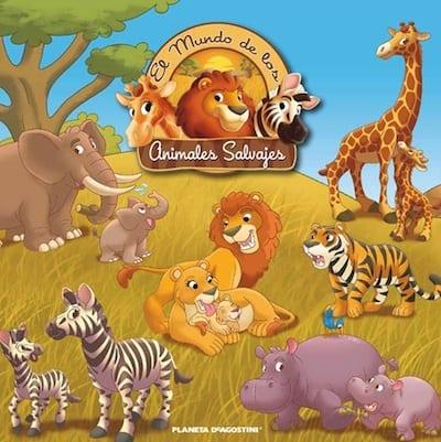 El mundo de los animales salvajes
