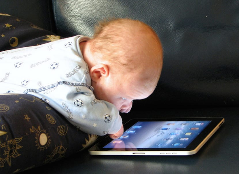 Secuestro digital de bebés