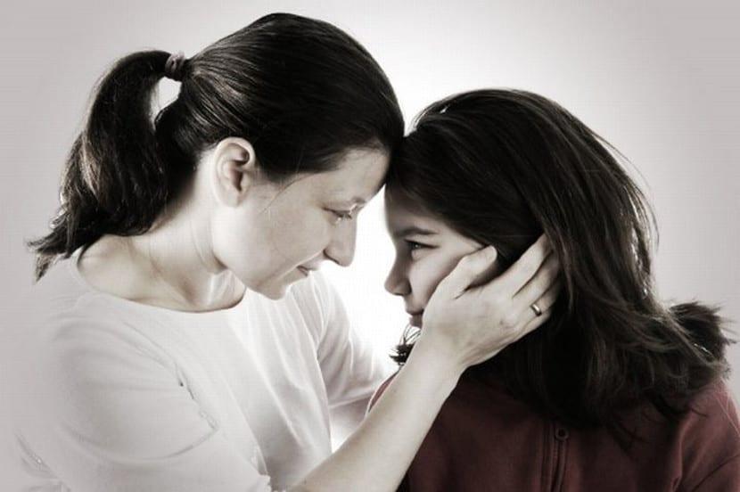 Hablar de esclerosis múltiple con los hijos