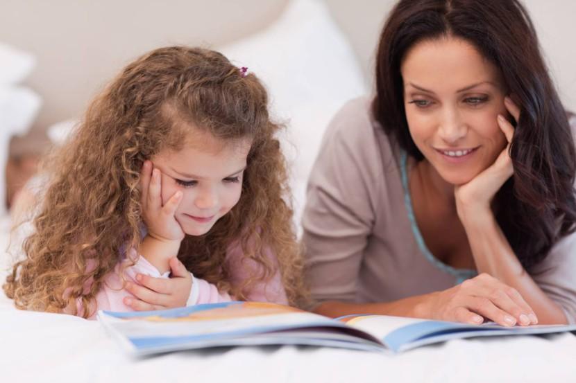 la importancia de leer cuentos a los hijos