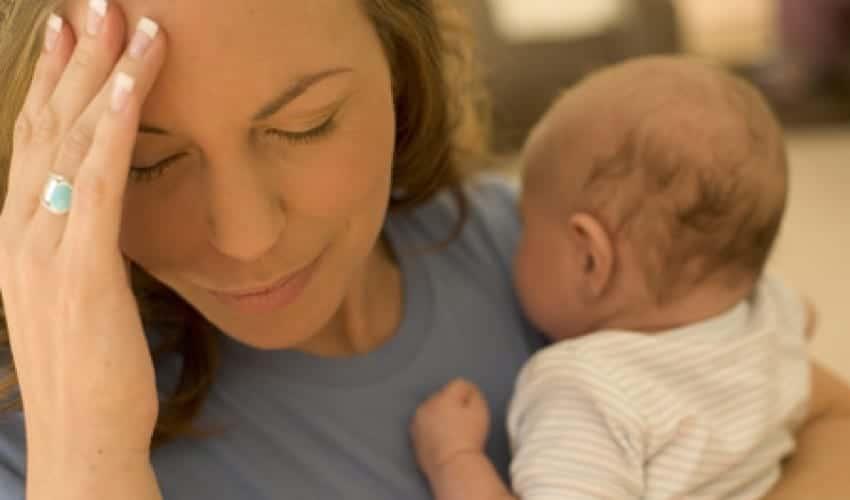 Vinculan el estrés materno crónico con la caries en los niños