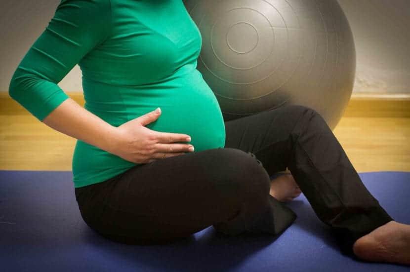 Hacer ejercicio durante el embarazo es saludable para la madre y para el bebé