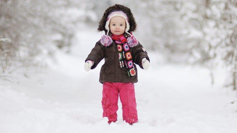 nene invierno