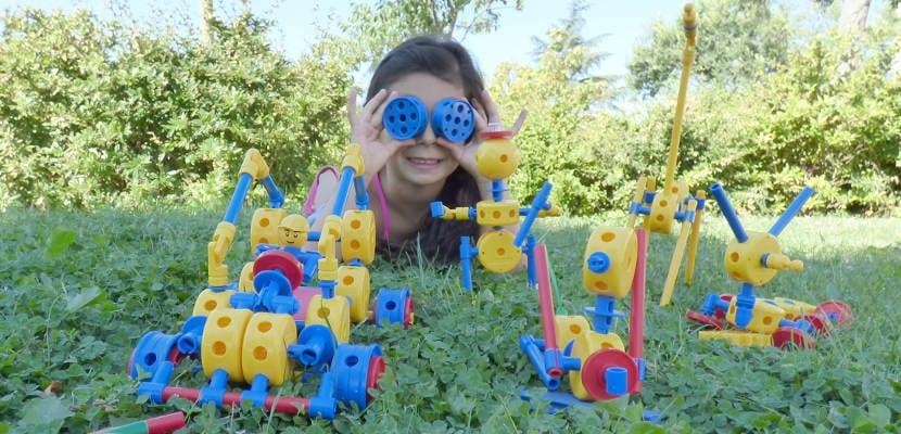 Broks, un juego de construcción divertido que estimula el pensamiento y potencia la creatividad
