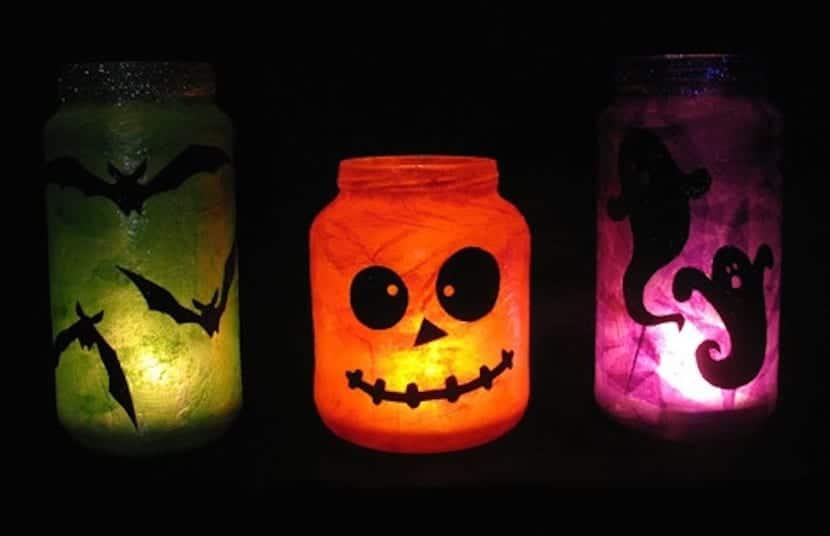 ¿Te atreves? Formas fáciles de decorar envases para fiesta infantil de Halloween