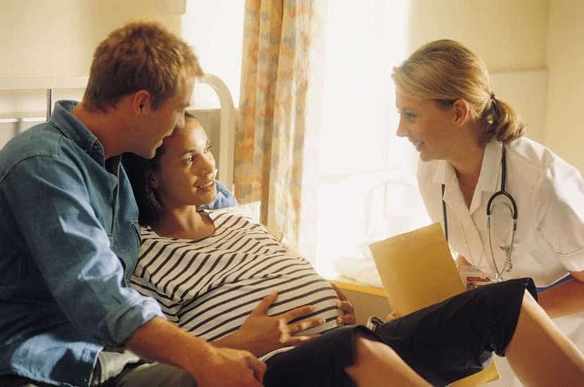 Descubren una señal que muestra cuándo una mujer embarazada está a punto de comenzar el trabajo de parto
