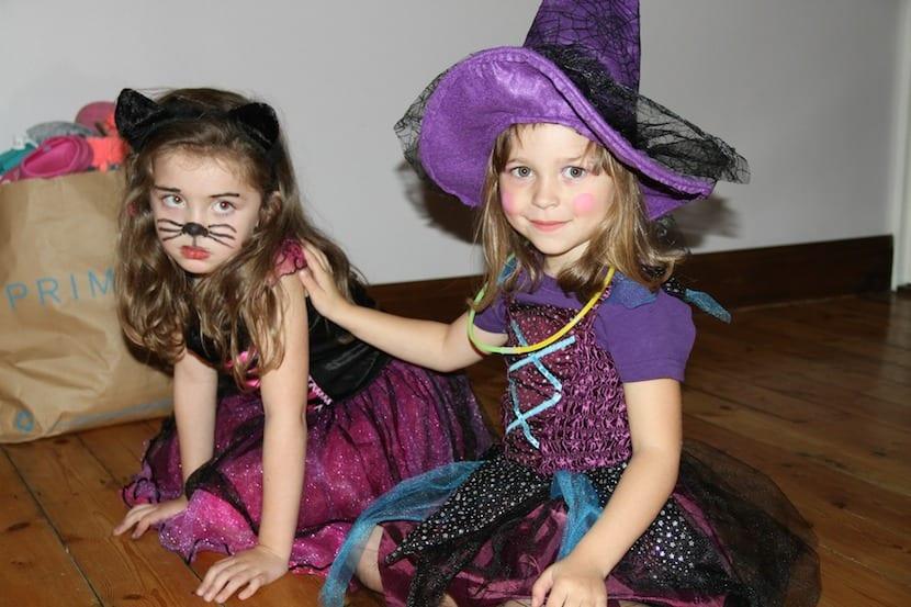 Seguridad disfraces Halloween