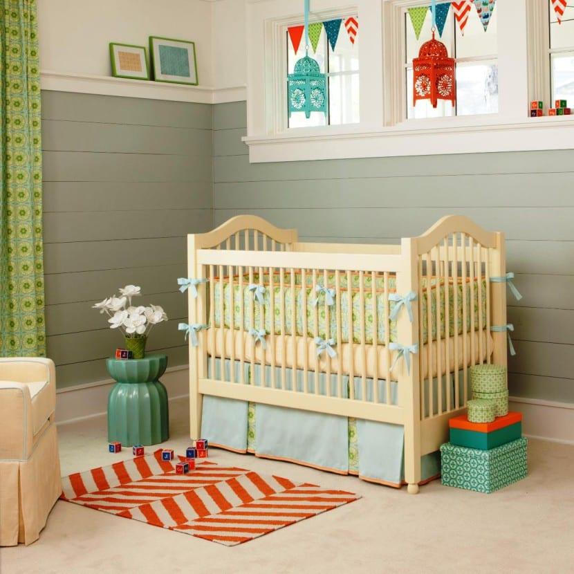 baby room madera