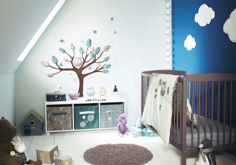 baby room owls
