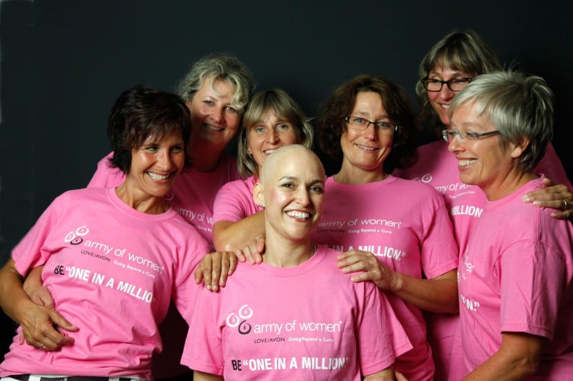 apoyar a una persona con cáncer de mama