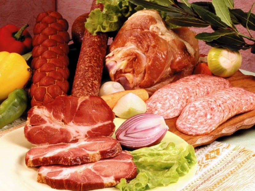 carne procesada carnes