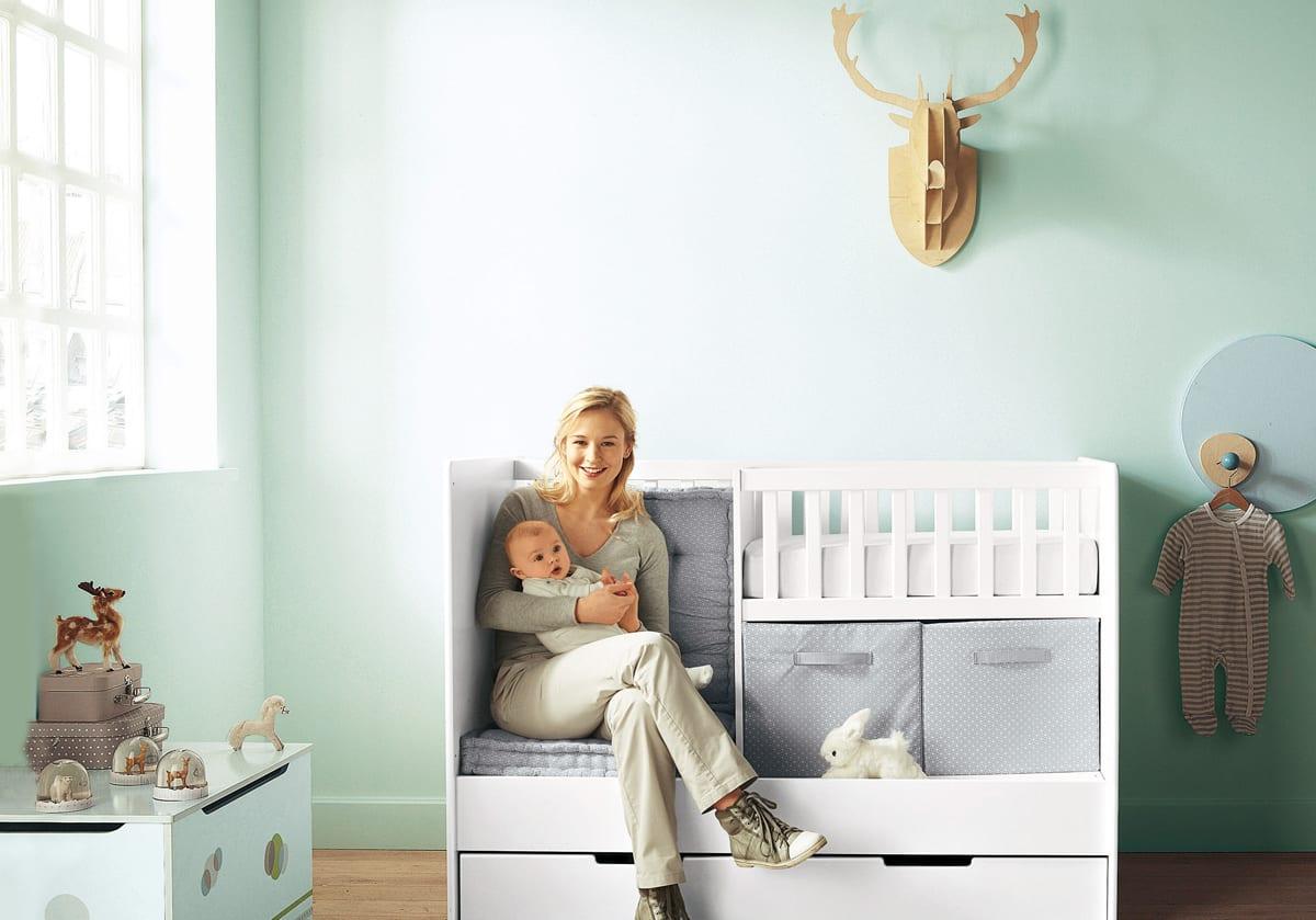 Ideas de muebles y accesorios para la habitaci n del beb - La habitacion del bebe ...