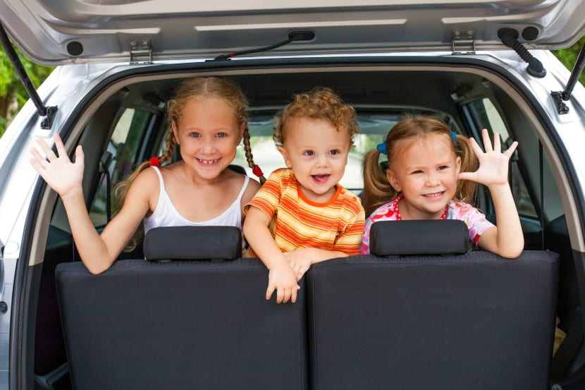 seguridad en el coche .