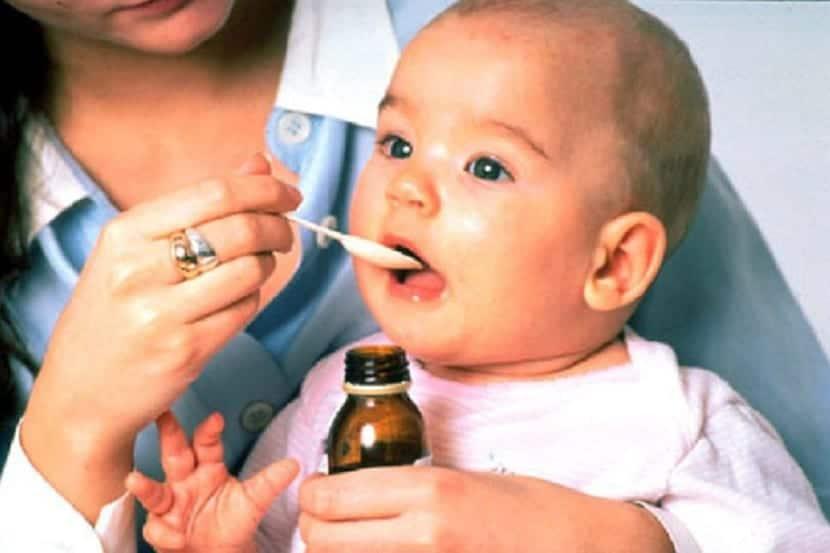 antibiotico bebe