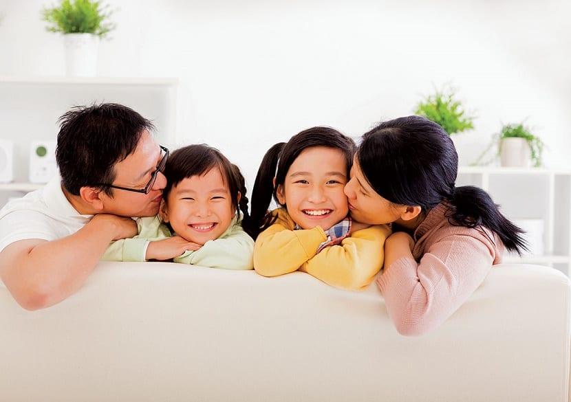 crianza a los hijos