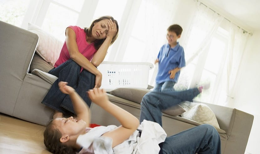 mantras para madres estresadas
