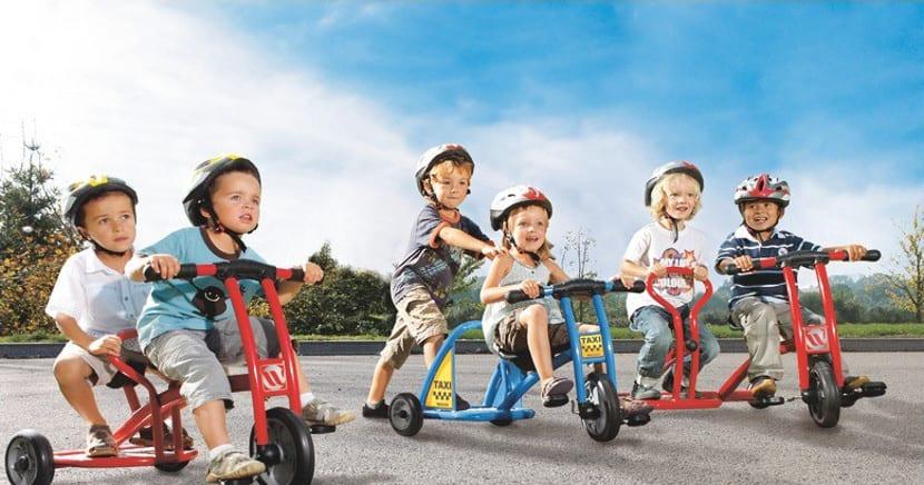 Consejos para montar en triciclo con seguridad