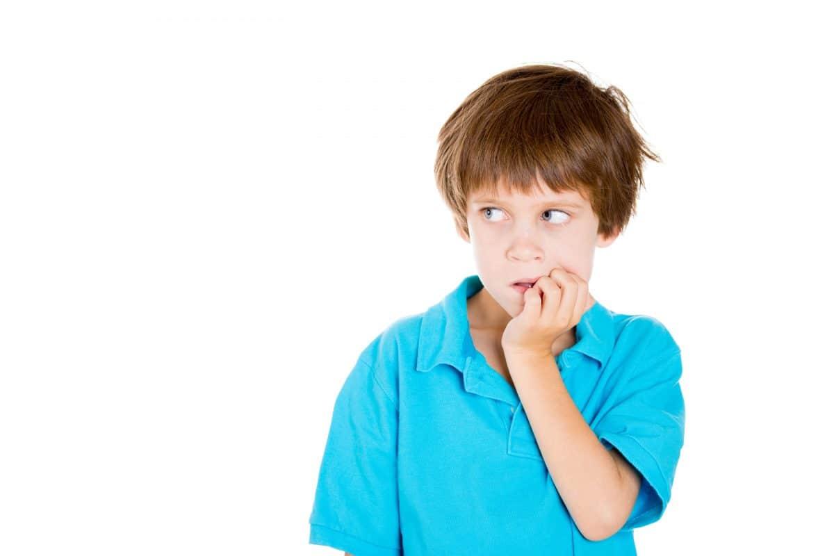 ansiedad en los niños