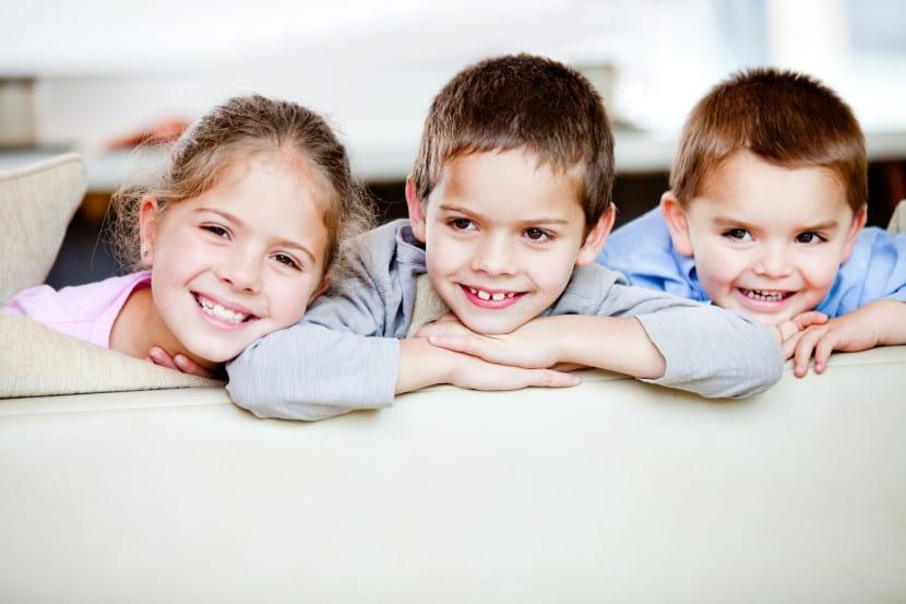 Diversión para niños invitados