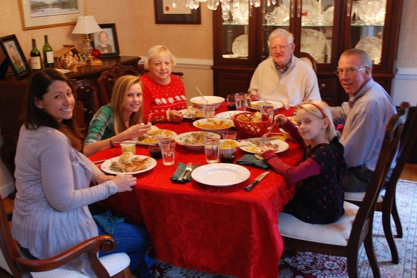 Comidas Navidad niños diabetes