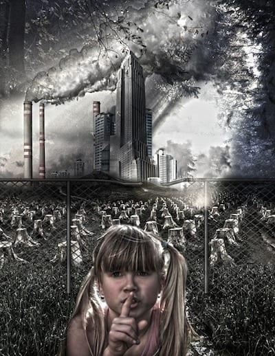 Contaminación y asma