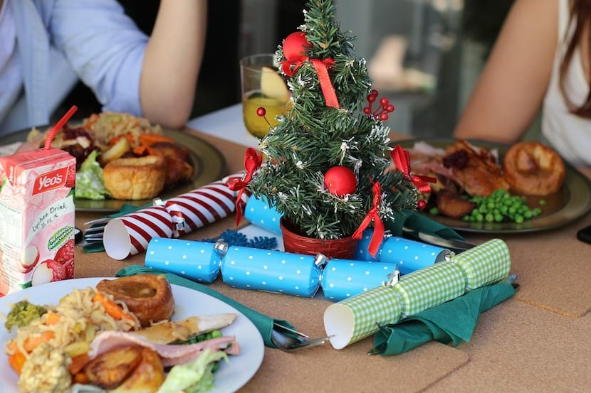 Navidad sin lactosa
