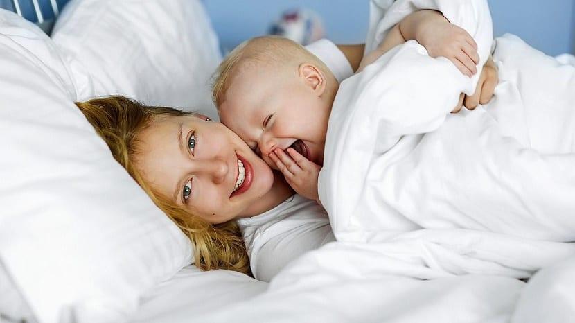 estímulo positivo en los bebés