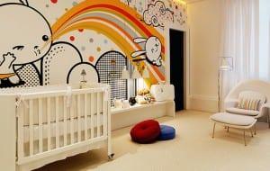 consejos para decorar un dormitorio de bebé
